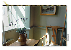 Norwegian Interior #2 Carry-all Pouch by Susan Lafleur