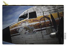 Nose Art Carry-all Pouch