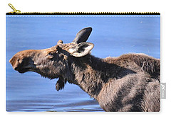 Nose First - Moose Carry-all Pouch