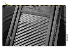 Nostalgia - Wash Board Carry-all Pouch by Lori Seaman