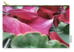 Carry-all Pouch featuring the photograph Not A 4 Leaf Clover by Robert Knight