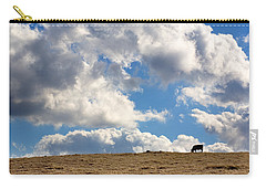 Not A Cow In The Sky Carry-all Pouch