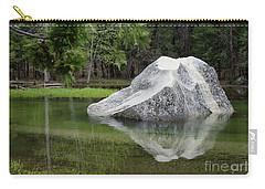 Not An Iceberg Carry-all Pouch by Debby Pueschel