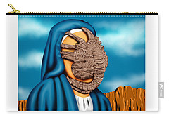 Not So Immaculate Conception Carry-all Pouch