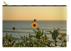 Carry-all Pouch featuring the photograph Nothing Gold Can Stay by Ana V Ramirez
