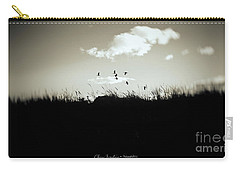Carry-all Pouch featuring the photograph Nothing Lasts by Chris Armytage
