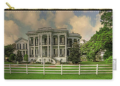 Notoway Plantation White Castle Louisiana Carry-all Pouch