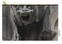 Notre Dame 1 Carry-all Pouch by Christopher Kirby