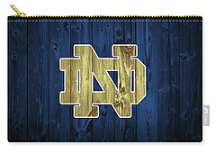Notre Dame Barn Door Carry-all Pouch