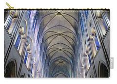 Notre Dame De Paris - A View From The Floor Carry-all Pouch