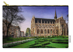 Notre Dame Du Sablon In Brussels  Carry-all Pouch