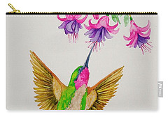 Nourishment  Carry-all Pouch by Katherine Young-Beck