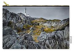 Nova Scotia's Rocky Shore Carry-all Pouch