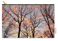 November Sunrise Carry-all Pouch