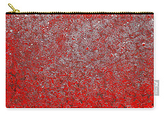 Now It's Red Carry-all Pouch by Rachel Hannah