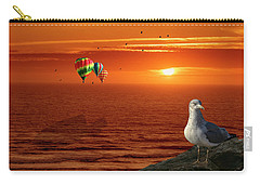 Now Those Are Funny Looking Birds Carry-all Pouch
