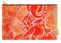 Nritya Ganesha- Dancing God Carry-all Pouch