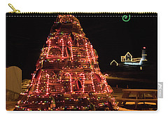 Nubble Light - Happy Holidays Carry-all Pouch