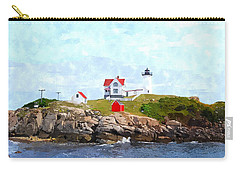Nubble Light Nlwc Carry-all Pouch by Jim Brage