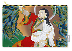 Nubchen Sangye Yeshe Carry-all Pouch by Sergey Noskov
