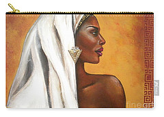 Nubian Beauty Carry-all Pouch