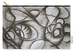 Nucleus Of Time Carry-all Pouch