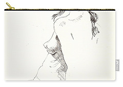 Nude 9 Carry-all Pouch