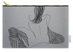 Nude II Carry-all Pouch