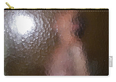 Carry-all Pouch featuring the photograph Nude Impressions 1 by Lenore Senior