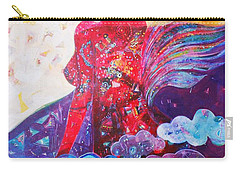 Nude Inner Dream Carry-all Pouch