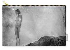 Nude On The Fence, Galisteo Carry-all Pouch