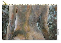 Nude Carry-all Pouch by Vali Irina Ciobanu