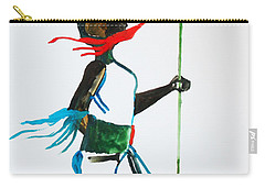 Nuer Dance - South Sudan Carry-all Pouch