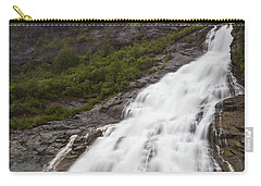 Nugget Falls, Alaska Carry-all Pouch