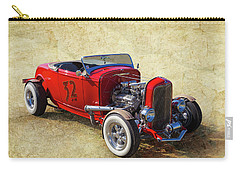 Carry-all Pouch featuring the photograph Number 32 by Keith Hawley