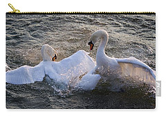 Nuptial Dance Carry-all Pouch