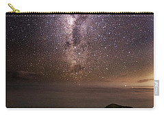Nusa Penida Beach At Night Carry-all Pouch