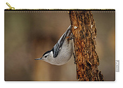 Nuthatch 1 Carry-all Pouch