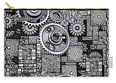 Nuts And Bolts Carry-all Pouch