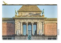 Carry-all Pouch featuring the photograph Ny Carlsberg Glyptotek In Copenhagen by Antony McAulay