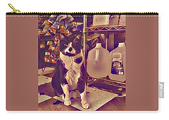 Nyc Bodega Cat Carry-all Pouch