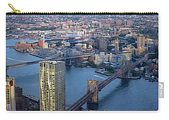 Nyc Bridges No. 4-1 Carry-all Pouch