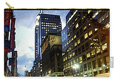Nyc Fifth Ave Carry-all Pouch