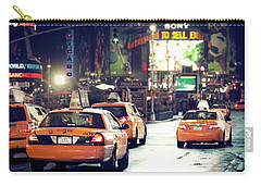 New York City Night Drive Carry-all Pouch