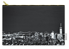Nyc The City That Never Sleeps Carry-all Pouch