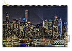 Carry-all Pouch featuring the photograph NYC by Theodore Jones