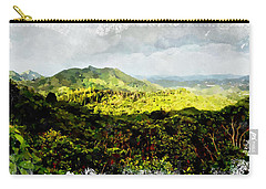 Oahu Landscape Carry-all Pouch