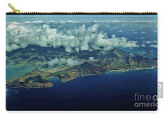 Oahu's South Shore Carry-all Pouch