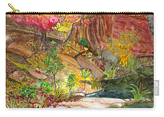 Oak Creek West Fork Carry-all Pouch