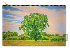 Carry-all Pouch featuring the photograph Oak Gaeddeholm.  by Leif Sohlman